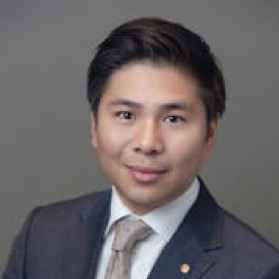 Photo of Dr. Thomas Nguyen, DMD, MSc, AEGD